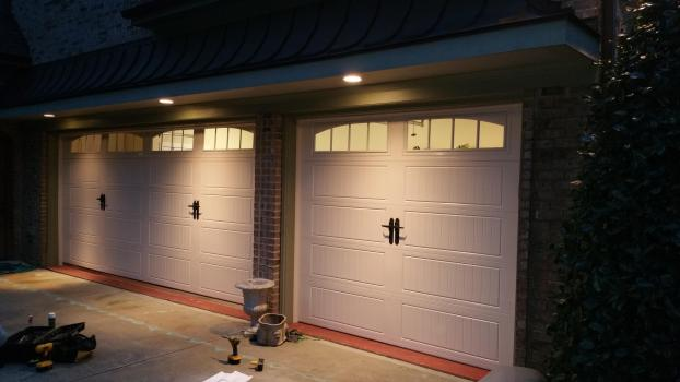 Custom made Garage Doors by All American Overhead Door in Raleigh NC